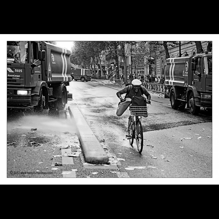 Photos de Rues - Street Photography -   comme un boulevard